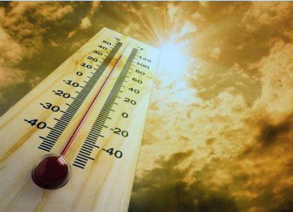 Generic hot weather photo.