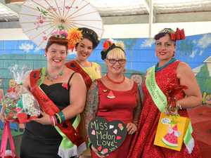 Miss Melon 'Love' Pinup Pageant