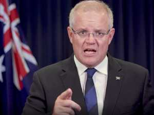 ScoMo's secret video asking refugees not to come here
