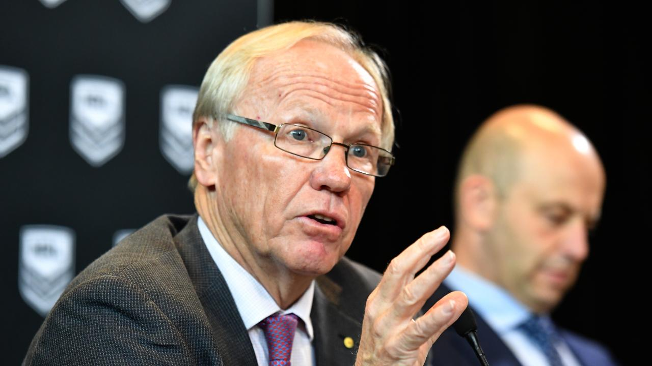 Peter Beattie has a chance to change the perception of the NRL.