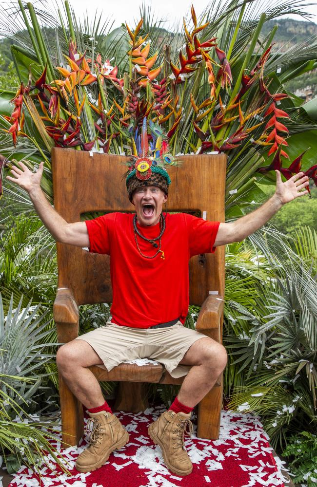 Richard Reid is this year's I'm A Celebrity winner