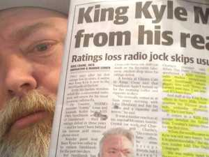 Kyle Sandilands: 'I was almost dead last year'