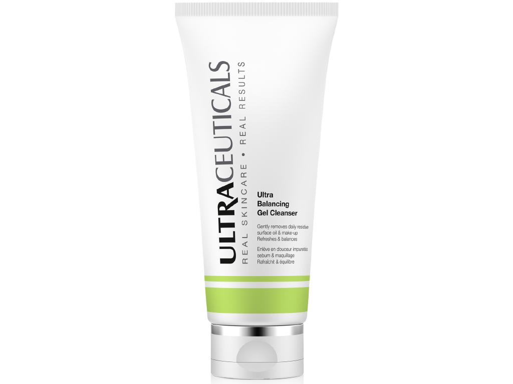 Ultraceuticals Ultra Balancing Gel Cleanser.