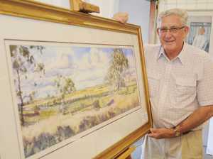 Retrospective of Maryborough artist set to go on display