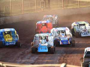 Maryborough Speedway V8 Dirt Modifieds