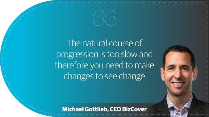 Michael Gottlieb, CEO BizCover.