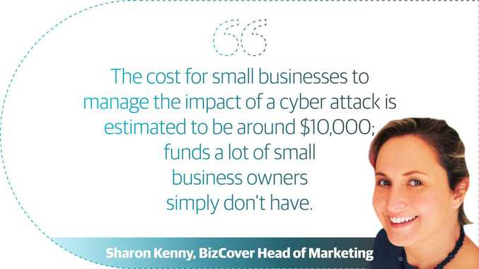 Sharon Kenny, BizCover.