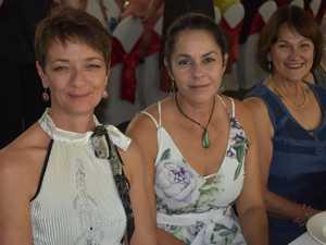 Maxine De Roma, Vid Warry and Annette Steinhardt.