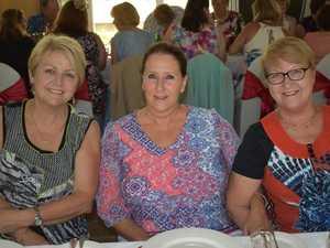 Jenny Lutter, Delinda Bull and Denise Hilton.