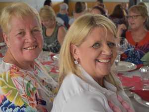 Judy Blank and Maxine Philip.