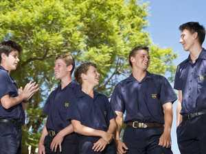 Toowoomba Grammar School students from Macintosh