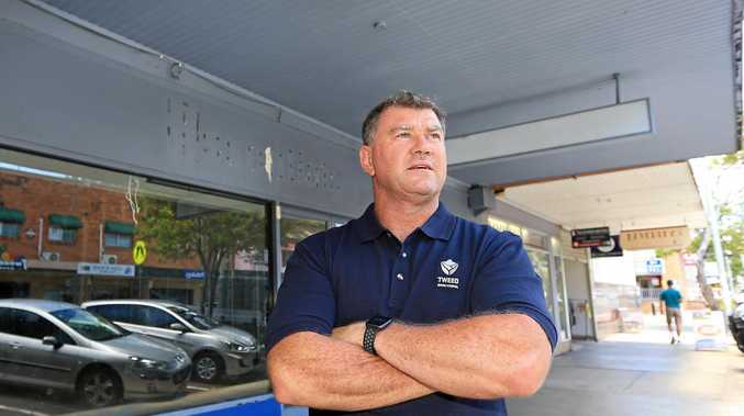 COUNCIL VOTE: Tweed Shire Councillor Pryce Allsop wants council to vote to re-engage with Crown Land Negotiations.