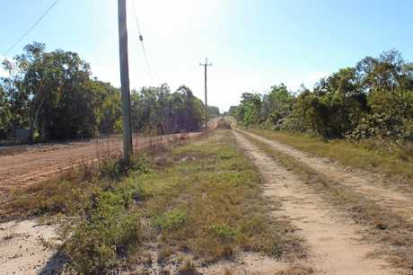 OFF ROAD: The alternative route created by Florda Red Rd drivers