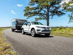 Is your caravan a little overweight?