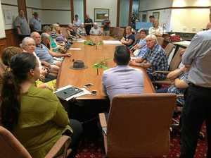 Residents still fighting against development