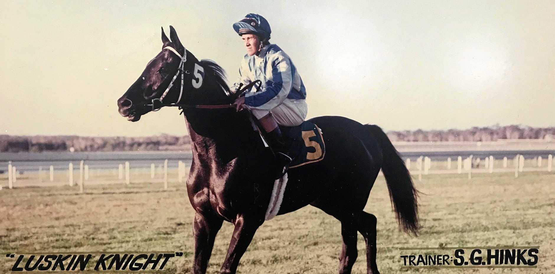Luskin Knight, trained by Stuart Hinks.