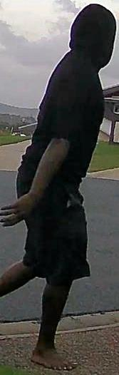 Mackay Police are appealing for information relating to a burglary at Blacks Beach over the weekend