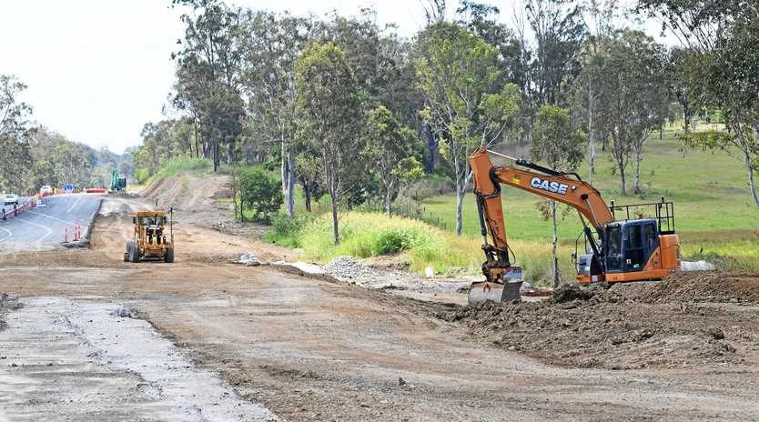 Barcaldine work crews start work next week on the Queensland government's $2.09 million Barcaldine-Aramac Road upgrade.