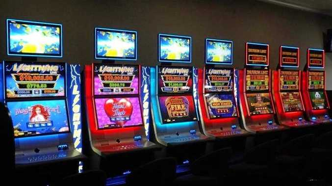 From pokies to prison: Gambling addict's downward spiral