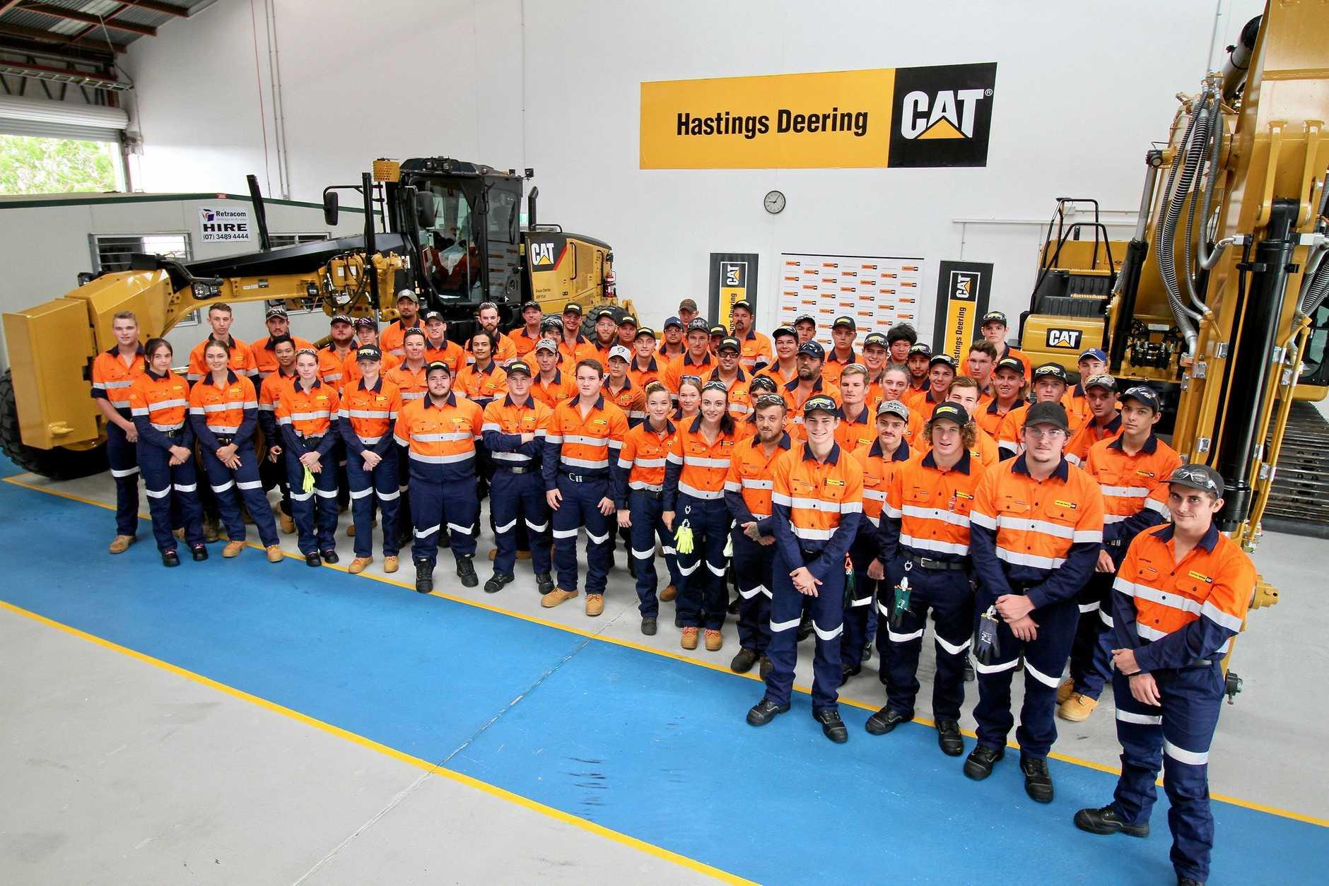 2019 Hastings Deering apprentice recruits
