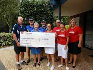 Christmas comes early for Maroochy Lions Club