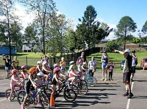 Celebrate cycling week in duathlon event