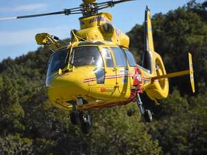 Rescue chopper responds to massive number of missions