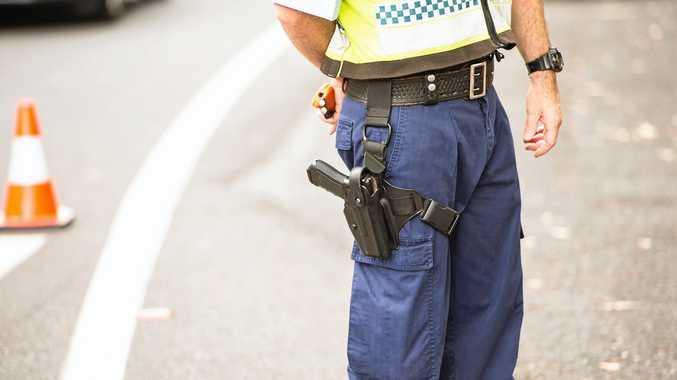 Stolen car sighted on Warrego Highway