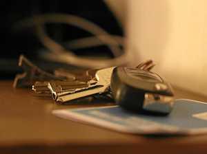 Police investigate stolen car