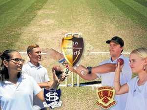 David takes on Goliath in return of DEX Shield cricket