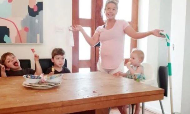 Mum slammed for having four kids under the age of five