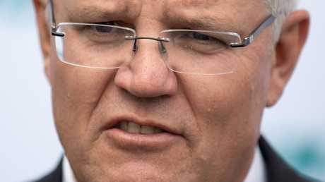 Prime Minister Scott Morrison. Picture: AAP