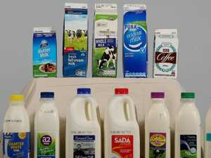 FNQ dairy farmers back Woolies' milk move