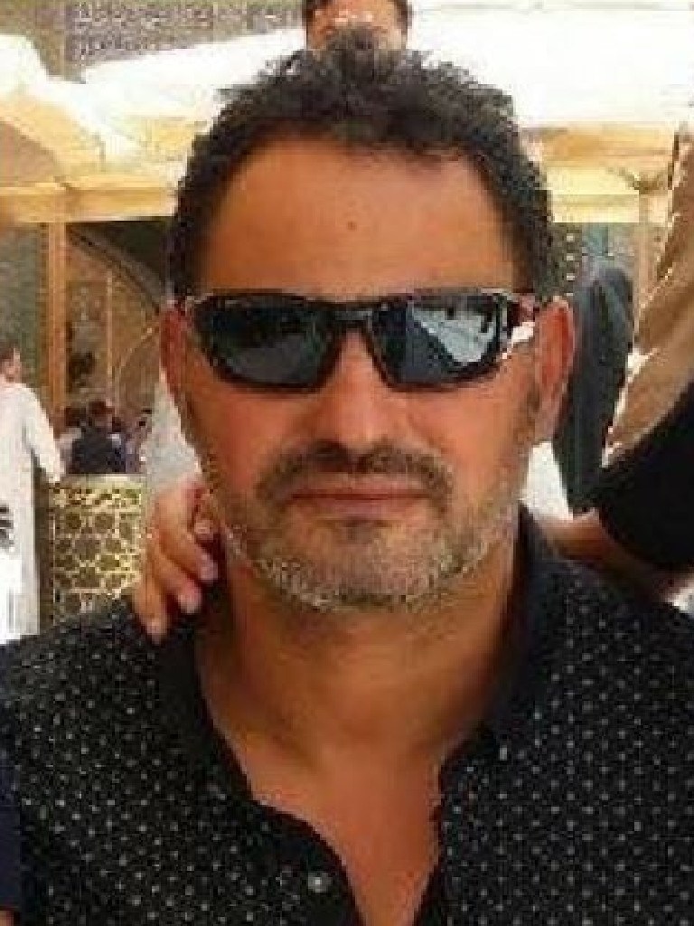 Hussein Sarhan talked to Ghanem while police listened.