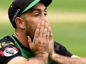 Maxwell's astonishing BBL accusation
