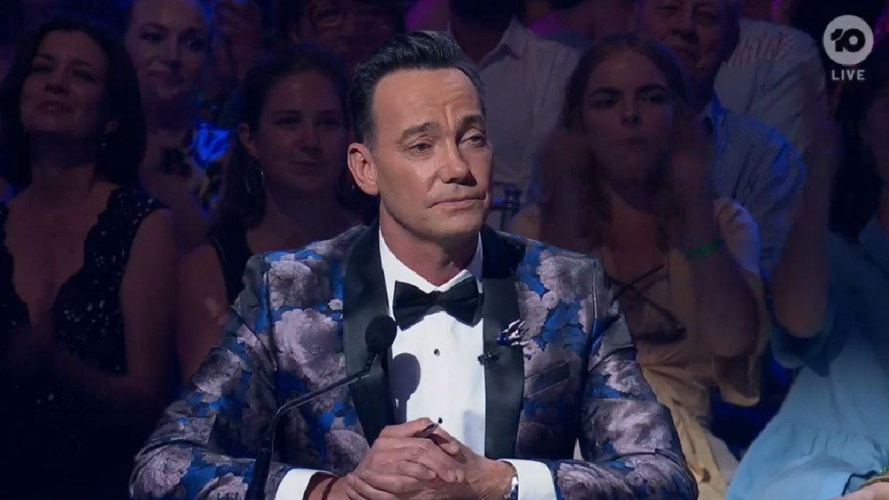 Craig Revel Horwood was absolutely savage in his critique