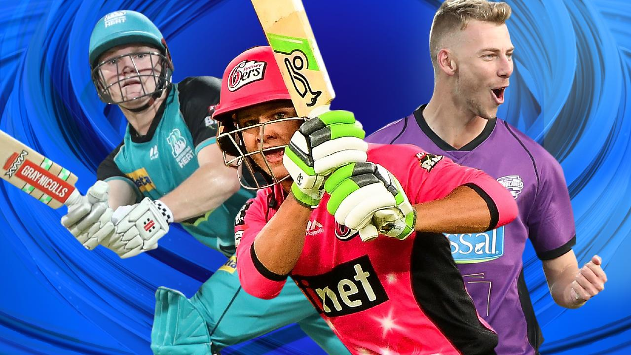 Foxsports.com.au takes a look at the emerging stars of BBL 08.