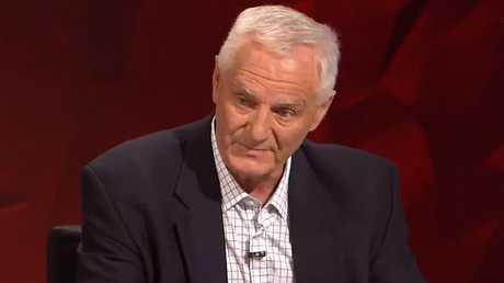 Former AFP Commissioner Mick Palmer on Q&A.