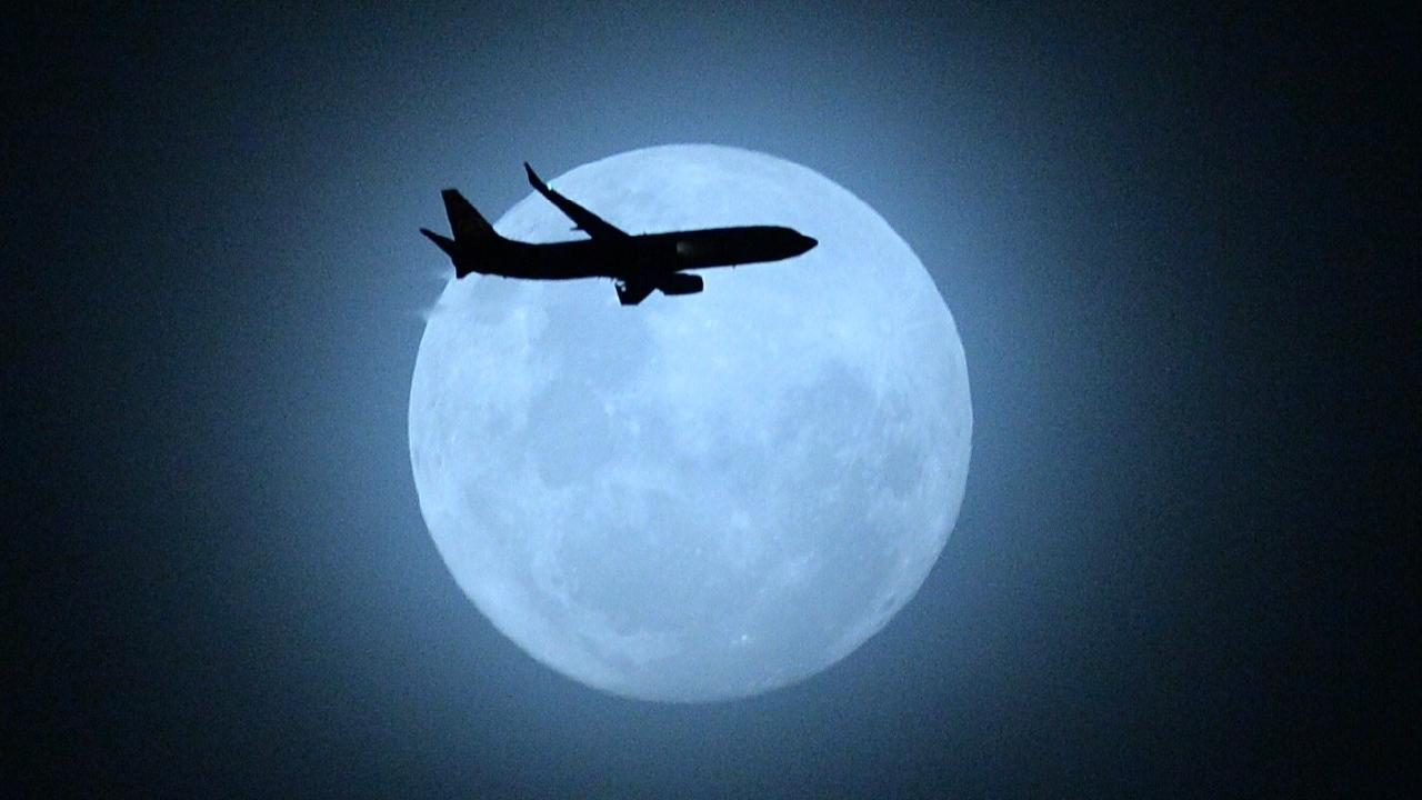 Supermoon set to light up the sky this week. Picture: Sam Mooy