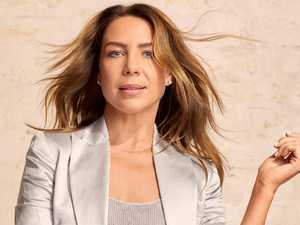 Kate Ritchie's smokin' undies shoot