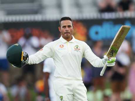 Khawaja also showed promise in the final Test with a comeback 100.