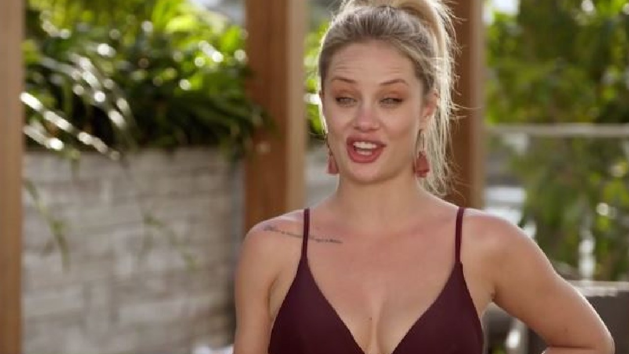 Jessika was left feeling betrayed by Mick's admission
