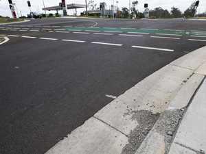 Too tight! Truckies vote Pub Lane turn the worst