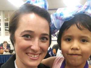 Kindy teacher's gesture goes viral