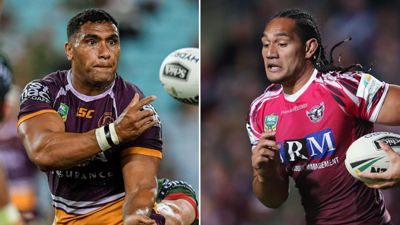 Tevita Pangai and Marty Taupau are both in for big 2019 seasons.