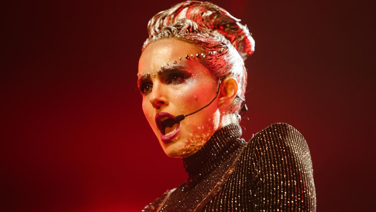 The hair! The make-up! All that's missing is a Grammy. Madman Films