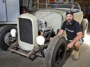Chop Shop's Hot Rod on show