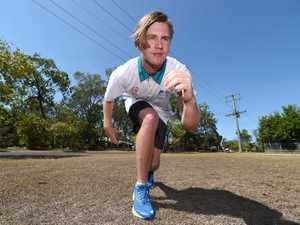 Fraser Coast Olympian - 19 year old Brady Rose will