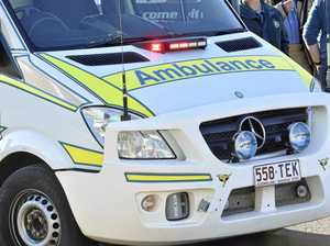 Cyclist in hospital after Wilsonton Heights collision