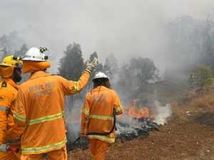 Firefighters beg 'put away matches'